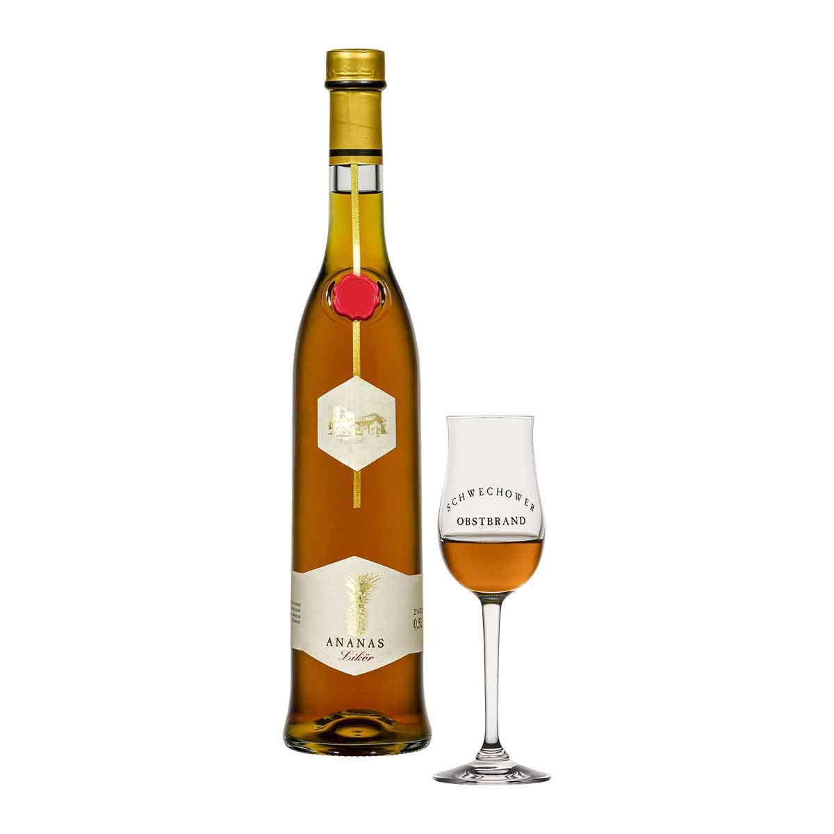 Schwechower-Ananas-Likoer-500ml-1