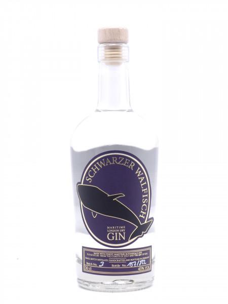 Schwarzer Walfisch Gin 0,5l 45%vol