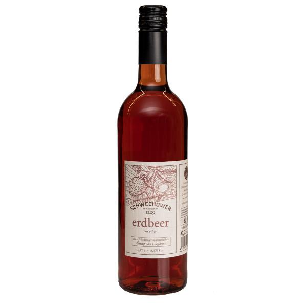 Erdbeerwein 0,75l (8,5%Vol.)