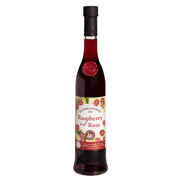 Likör Raspberry & Rum 0,5l (16%Vol.)