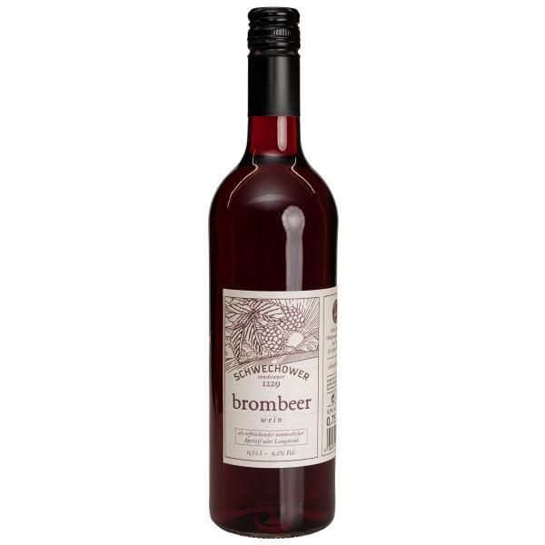 Brombeerwein 0,75l (8,5%Vol.)