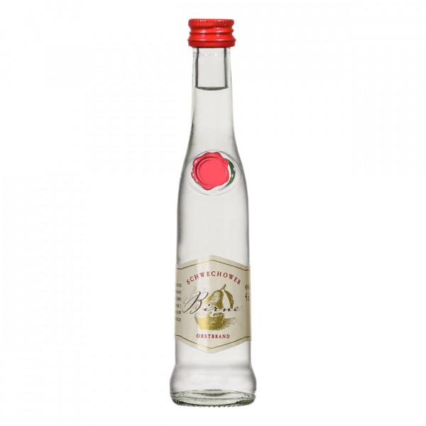 Schwechower Obstbrand Birne 40ml