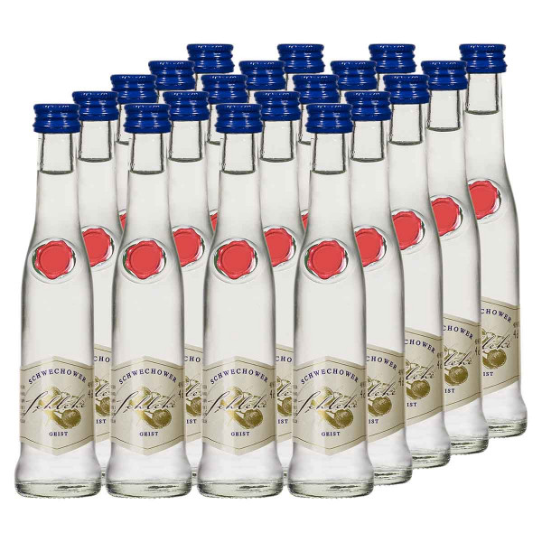 20 x Obstgeist Schlehe 4cl (40%Vol.)