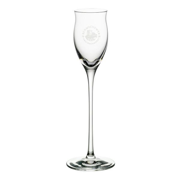 Schwechower Likörglas / Edelbrandglas